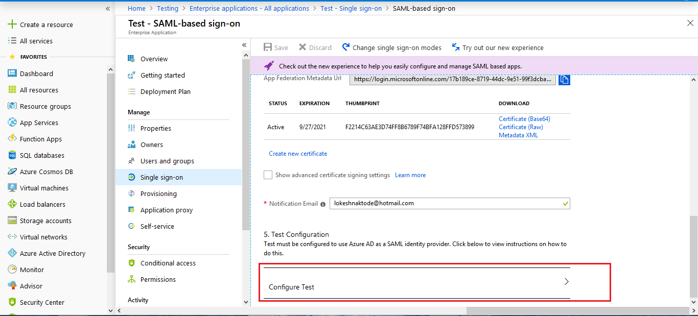 Step by Step Guide for Single Sign On into Wordpress with