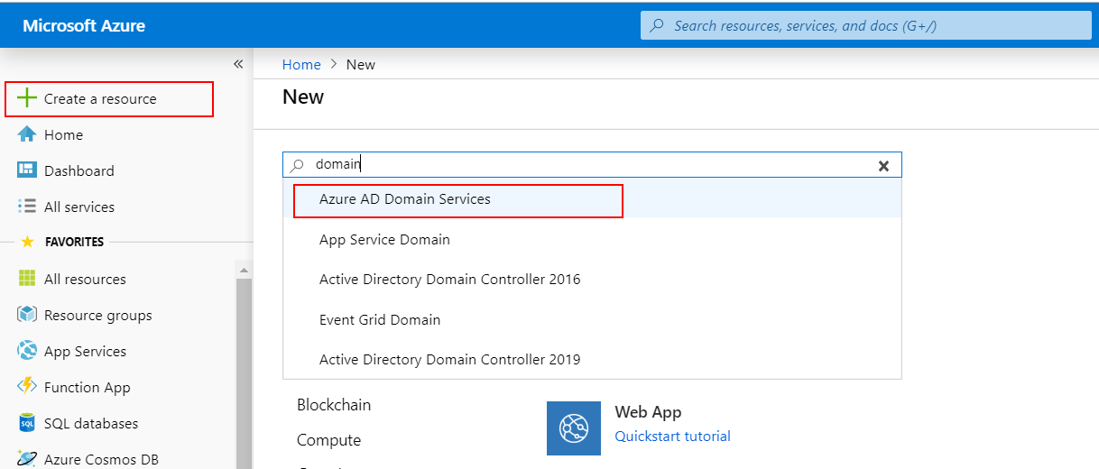 Azure AD Create Resource