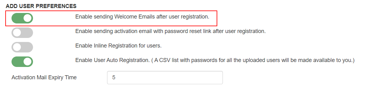 MFA/Two Factor Authentication(2FA) for AWS VPN Client  Enable sending Welcome Emails after user registration