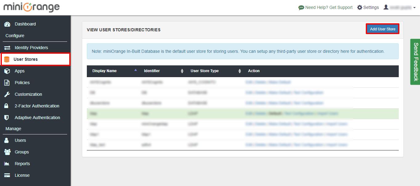 Directory Services | Active Directory - miniOrange