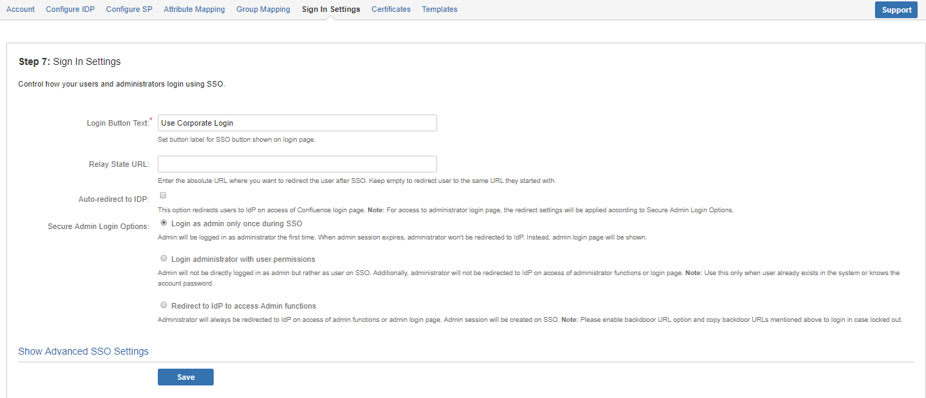 Step by Step Guide for Single Sign On into Atlassian Confluence Server