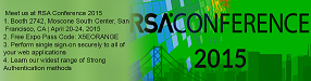 Authentication Platform and Services Presented At RSA Conference