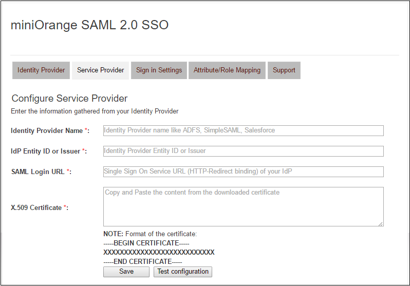 Step by Step Guide for Single Sign On into Moodle | SSO | SAML Solution